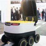 宅配ロボット